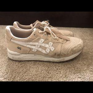 ASICs   Retro walking shoes